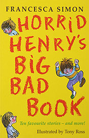 Horrid Henry Big Bad Book