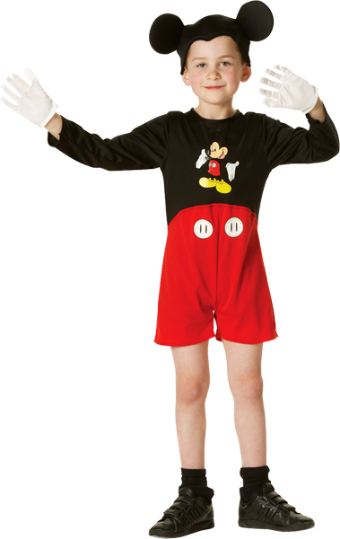 Mickey Mouse Classic - Toddler Costume | Party Delights