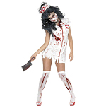 Zombie Patient Gown - Medium