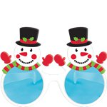 Giant Snowman Glasses
