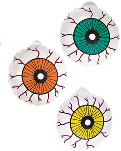 Inflatable Eye Balls - 10cm