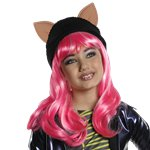 Child's Monster High Howleen Wig