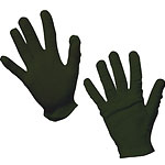 Child Gloves - Black Fancy Dress