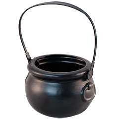 Mini Witches Cauldron - 13cm