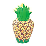 Inflatable Pineapple - 36cm