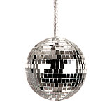 Disco Ball Necklace