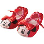 Minnie Mouse Slippers - Size UK 10-12