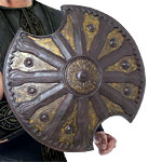 Achilles Greek Shield