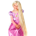 Childs Rapunzel Wig - Glow in the Dark
