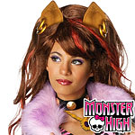 Monster High Monster High Clawdeen Wig Fancy Dress