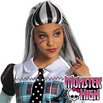 Monster High Frankie Stein Wig Fancy Dress