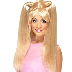 90's Baby Power Wig - Blonde