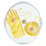 Belle Bag & Glove Set Fancy Dress