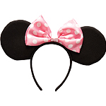 Minnie Mouse Ears Fancy Dress