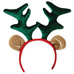Fancy Dress Accessories Christmas Reindeer Boppers
