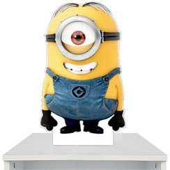 minions party supplies despicable me party delights. Black Bedroom Furniture Sets. Home Design Ideas