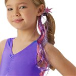 Twilight Sparkle Hair Clip In - My Little Pony