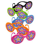 70s Disco Fever Glasses