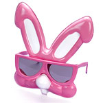 Rabbit Sunglasses (asst colours)
