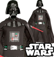 Darth Vader - Adult Costume Fancy Dress