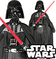 Darth Vader Deluxe - Child Costume Fancy Dress