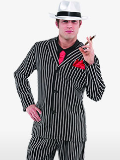 Mob Boss - Adult Costume Fancy Dress