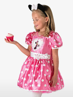 Minnie Mouse Pink Deluxe