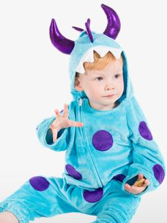 Little Monster - Baby Costume Fancy Dress