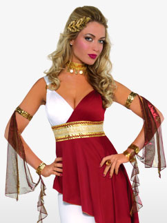 Imperial Empress - Adult Costume Fancy Dress