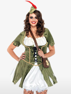 Thief of Hearts - Adult Costume Fancy Dress