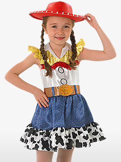 Jessie - Child Costume Fancy Dress