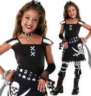 Scar-let - Child Costume Fancy Dress