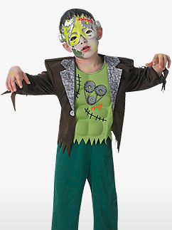 Frankenstein Boy - Child Costume