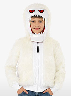 Abominable Monster - Child Costume Fancy Dress