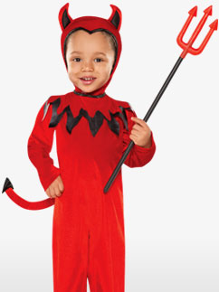 Devil Boy - Toddler Costume Fancy Dress