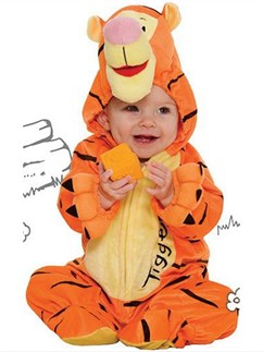 Tigger - Baby Costume Fancy Dress