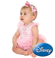 Minnie Mouse Pink Sparkle - Baby Costume