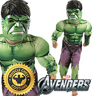 Hulk Deluxe - Child Costume