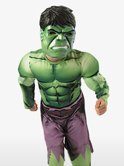 Hulk Deluxe Muscle Chest