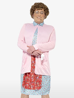 Mrs Brown Boy