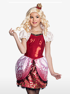 Ever After High Apple White - Child Costume Fancy Dress
