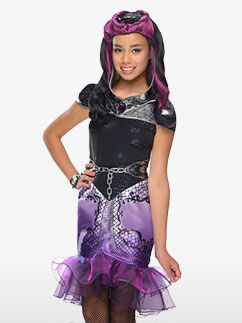 Ever After High Raven Queen - Child Costume Fancy Dress