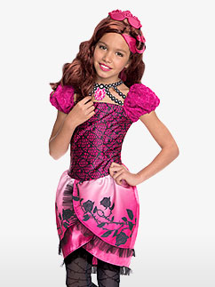 Ever After High Briar Beauty - Child Costume Fancy Dress