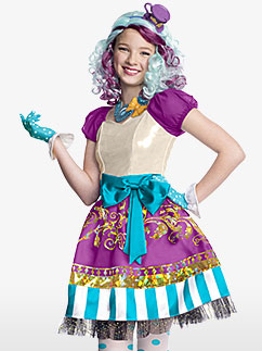 Ever After High Madeline Hatter Fancy Dress