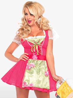 Beer Garden Gretel - Adult Costume Fancy Dress