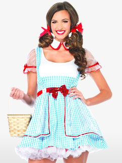 Oz Beauty - Adult Costume