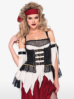 Buried Treasure Beauty - Adult Costume Fancy Dress