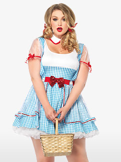 Oz Beauty - Adult Costume Fancy Dress