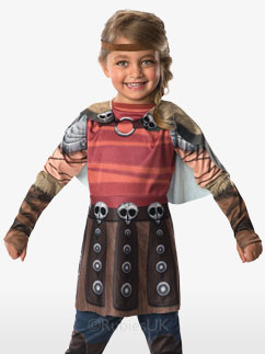 Astrid - Child Costume Fancy Dress