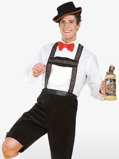 Hansel - Adult Costume Fancy Dress